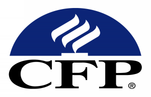 Logo Certified Financial Planner