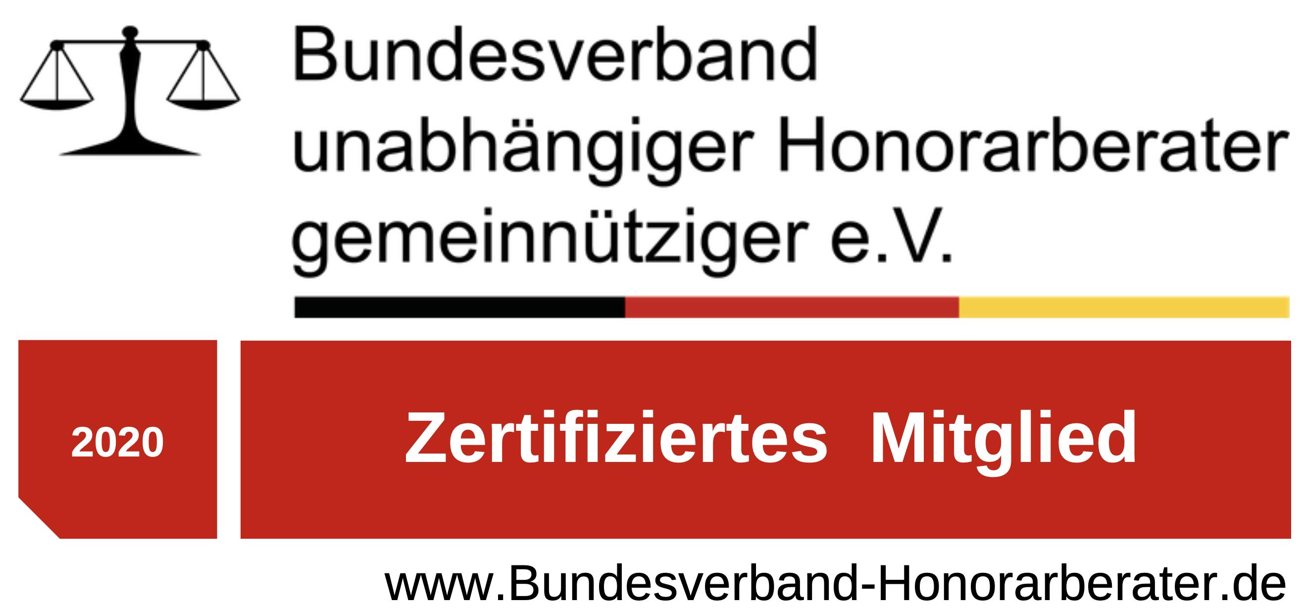 Bundesverband unabhängiger Honorarberater gemeinnütziger e. V.